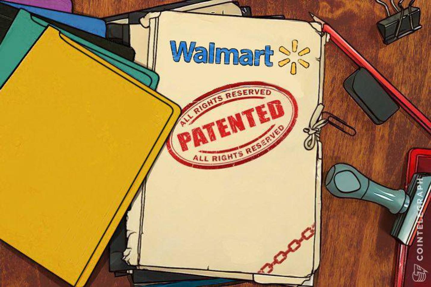 Walmart obtiene patente para sistema de administración de consumo de energía criptoeléctrica