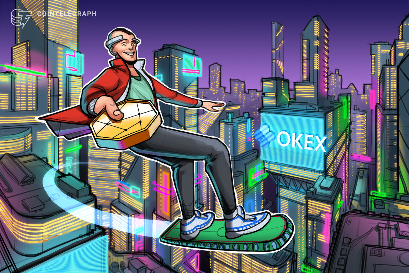 OKEx Says Crypto Is the Future of Money for Consumers in Unstable Economies