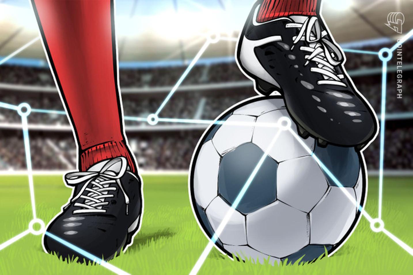 Fútbol y criptomonedas: La tecnología se mezcla con el deporte gracias a los fant tokens y NFT