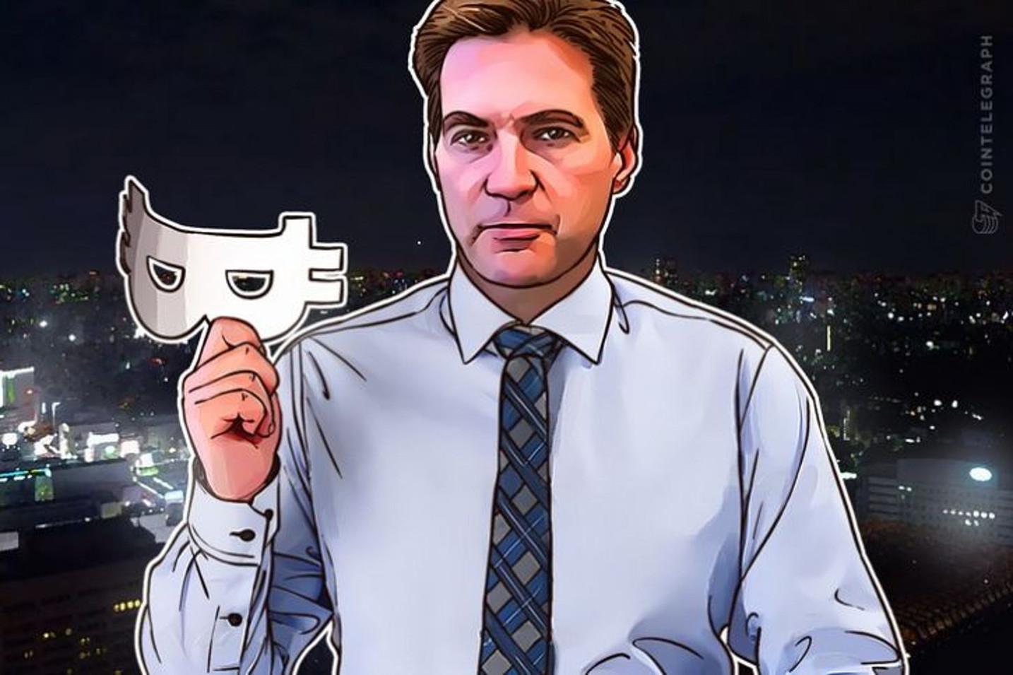 仮想通貨BSVのクレイグ・ライト氏、ビットコイン110万BTCの秘密鍵は「受け取ってない」=報道【ニュース】
