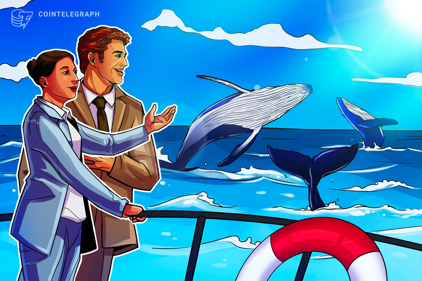 Bitcoin Whale Population Approaching September 2017 Levels
