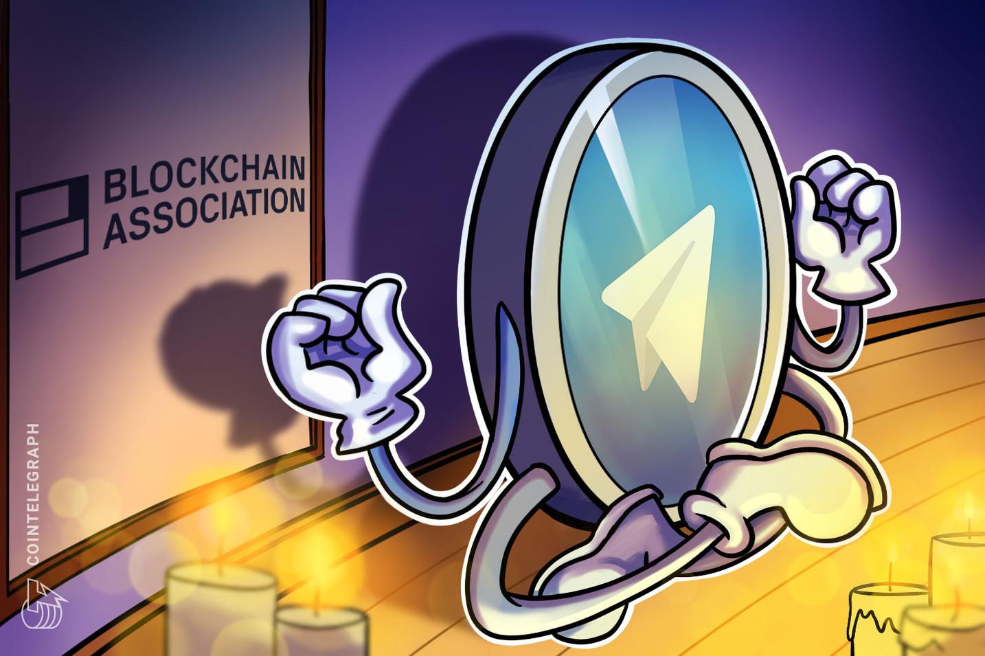 Blockchain Association Supports Telegram in Legal Battle With SEC