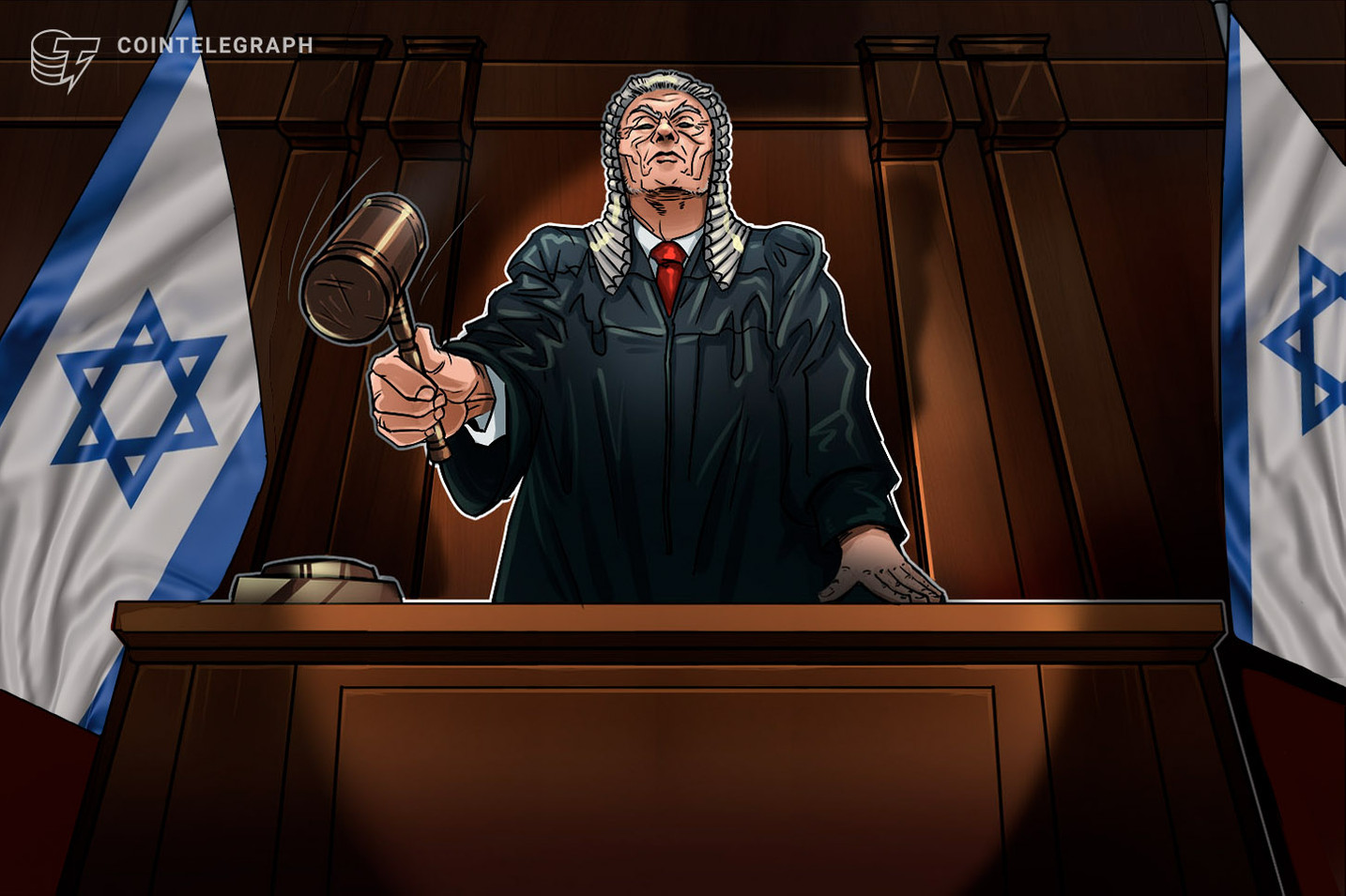 Israeli Citizen Accused of Stealing Over $1.7 Million in Crypto
