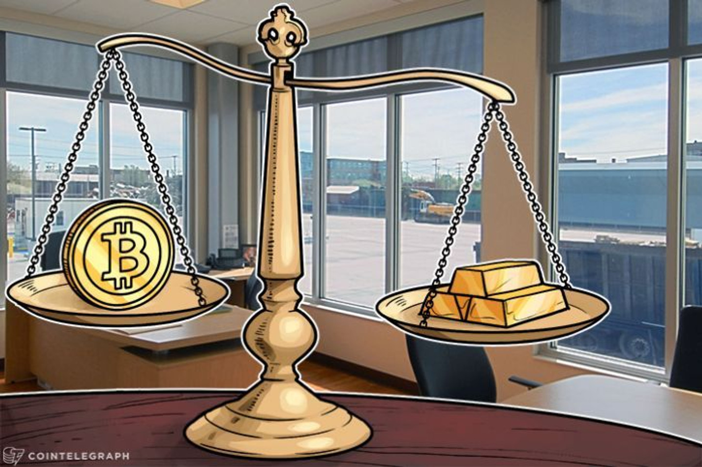 St. Louis Fed Sees Future in Crypto As Important Asset Class, Bitcoin As Digital Gold
