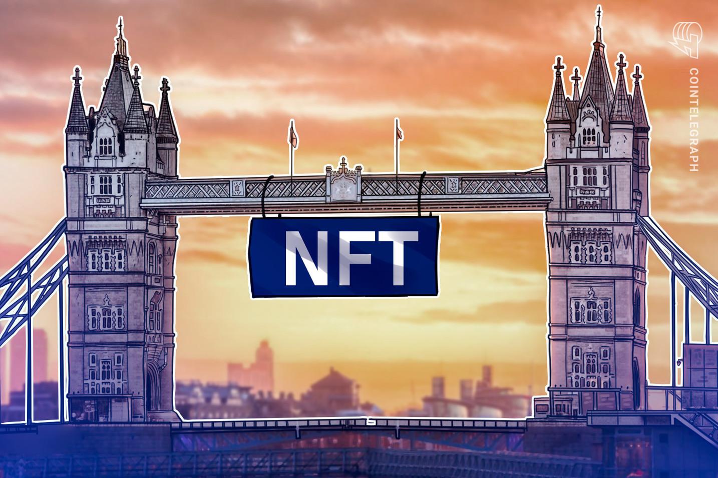 ¿Los NFT reducen la emisión de Ether?