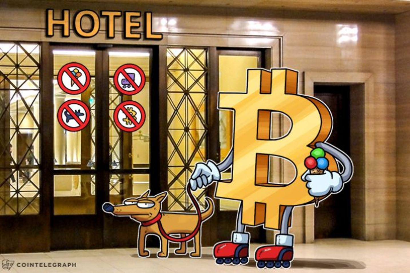 Zašto Expedia, Airbnb, Booking .com i dalje ne prihvataju Bitkoin
