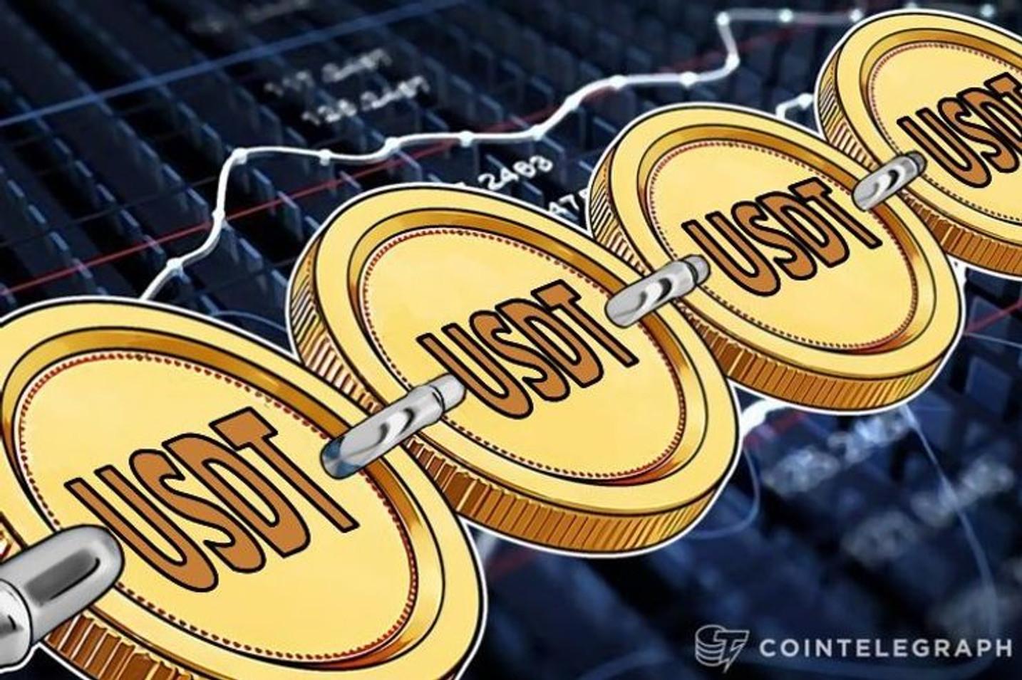 ビットコイン急騰、仮想通貨テザーの信用危機で資金がBTCへ逃避