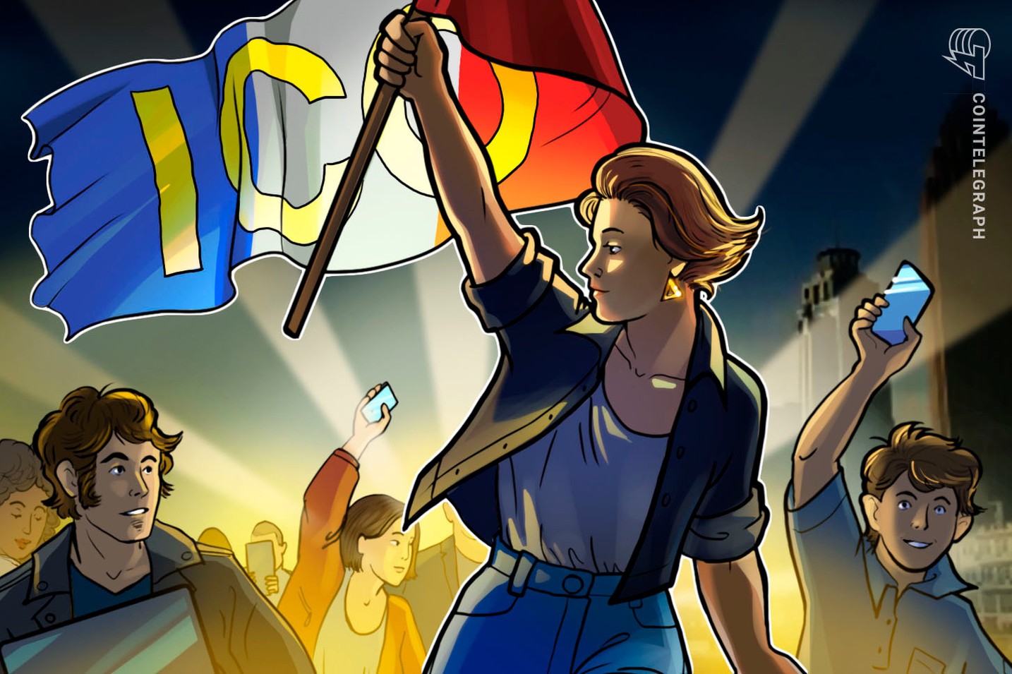 Regulador financeiro da França concede a primeira autorização para ICO no país