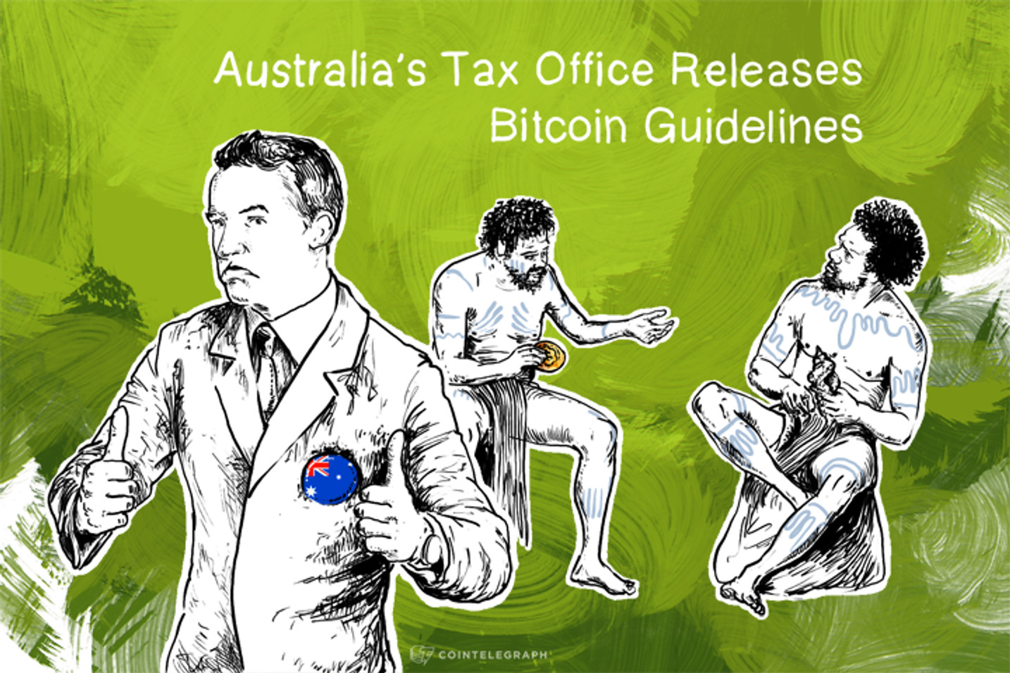 Australia's Tax Office Releases Bitcoin Guidelines