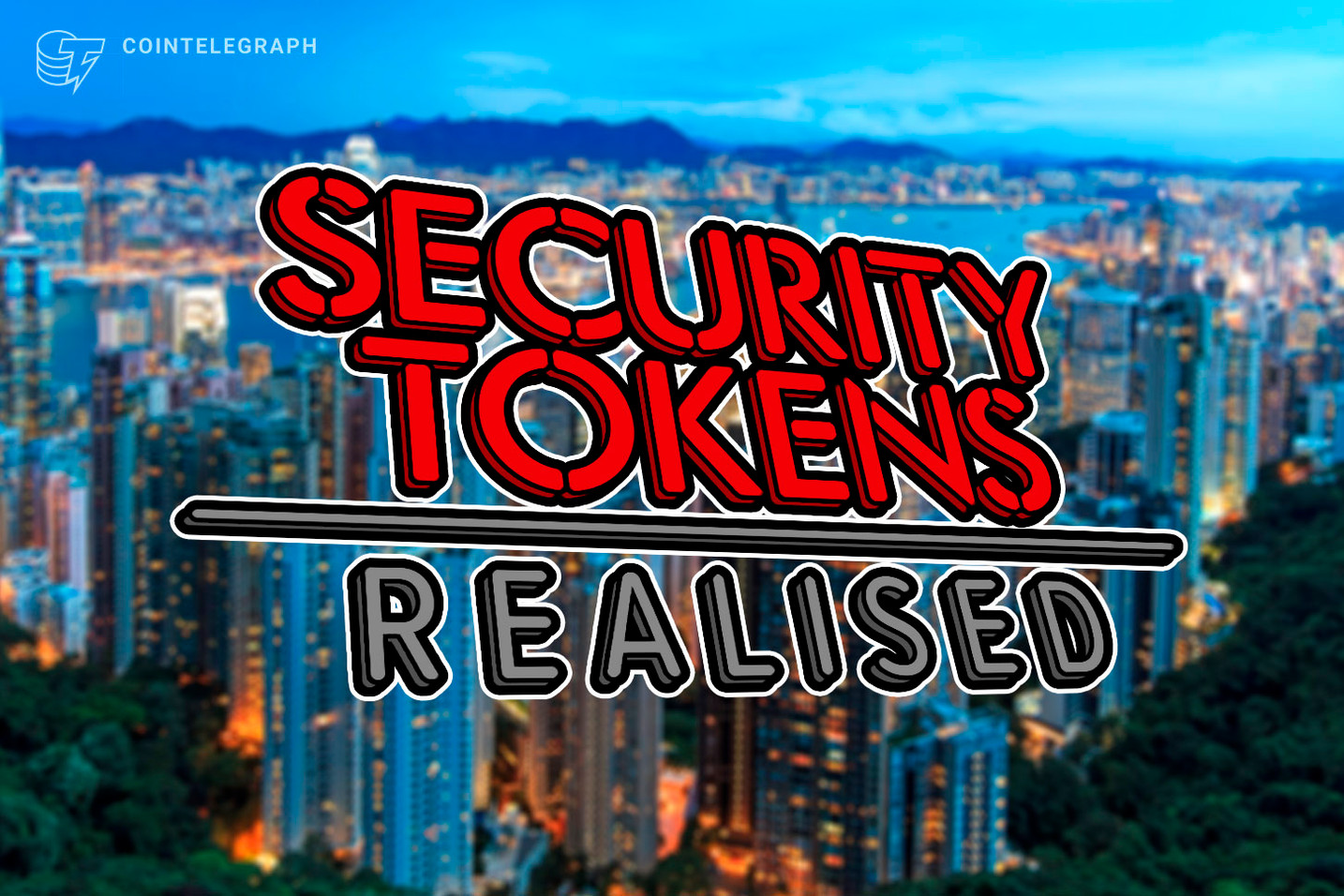 Largest Asian Summit Focusing on Security Tokens:  Hong Kong, June 18,19