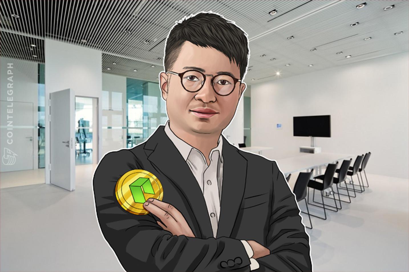 """NEO: Éxito y Planes Futuros. Una charla con el fundador de """"Chinese Ethereum"""""""