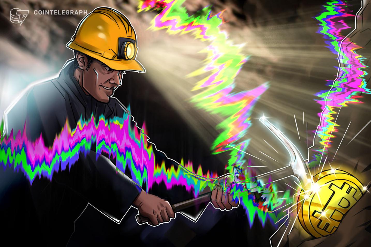 Os mineradores de Bitcoin que vendem seus BTCs não vão impedir a próxima corrida dos touros declara analista