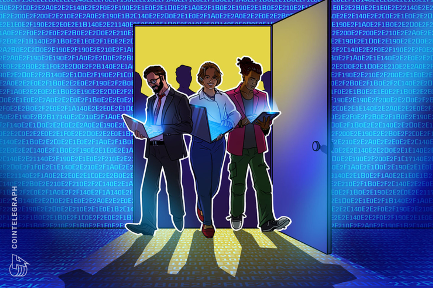 Colunista do Infomoney, Eduardo Cavendish assume como chefe de investimentos em empresa que opera com Bitcoin e criptoativos