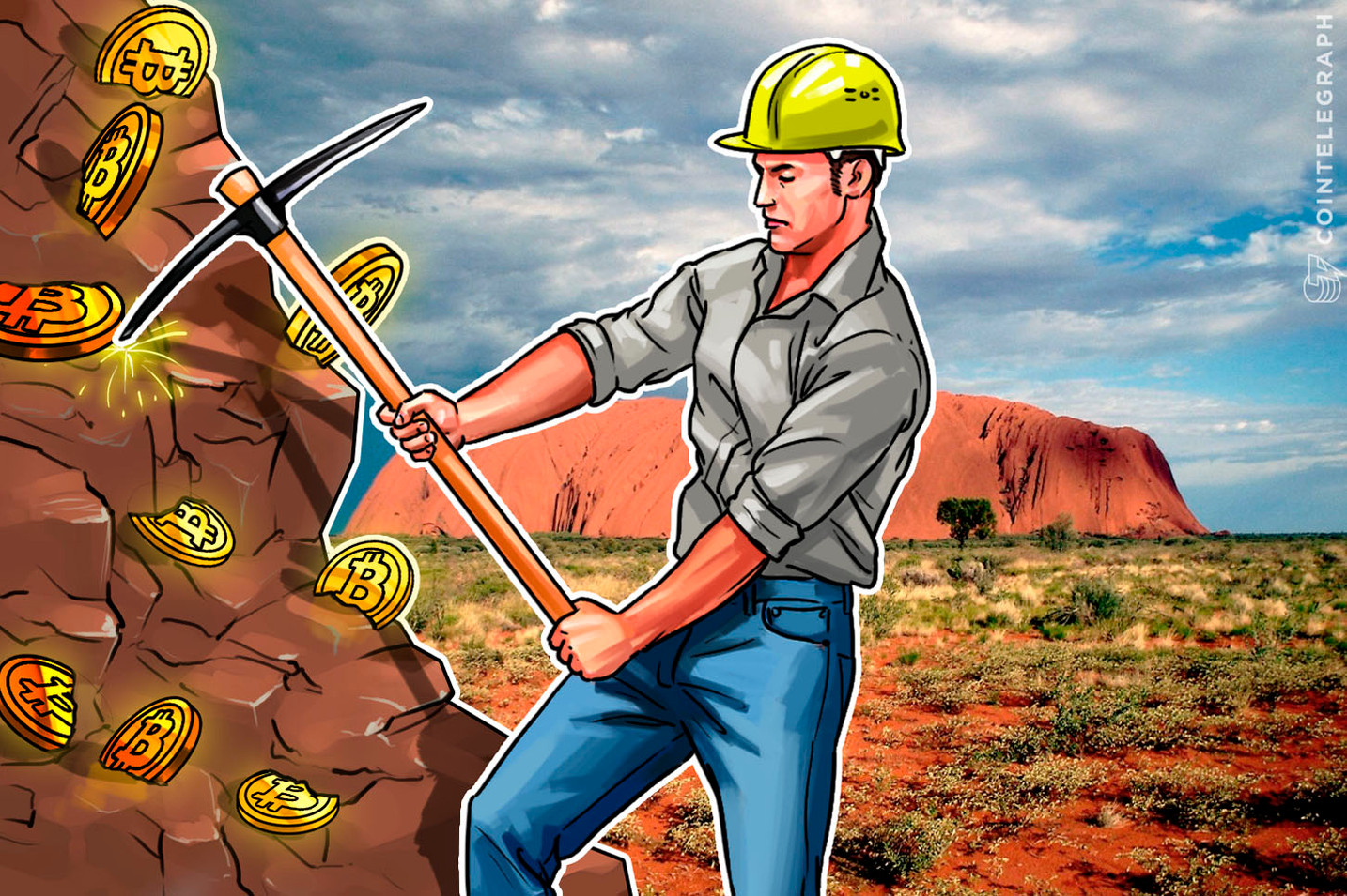 Australia: Disused Coal Plant To Become 'Blockchain Applications Complex'