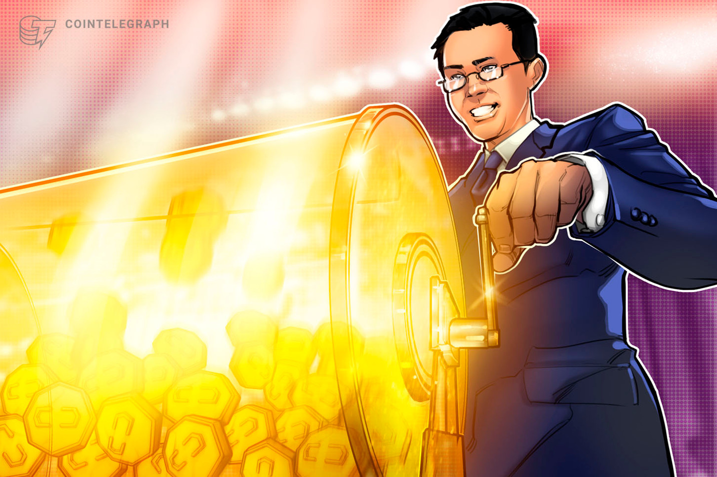 Binance Reportedly Trades Crypto in China Despite Ban, Says It Runs 'Test Site'