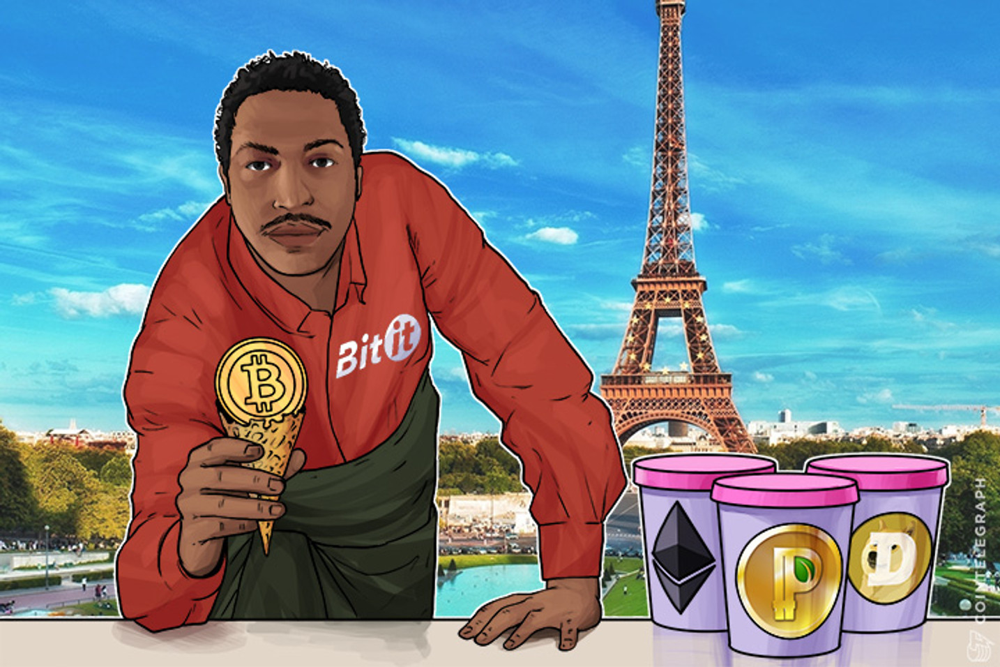 Bitit Launches to Solve Bitcoin Biggest Issues - Accessibility and Fraud