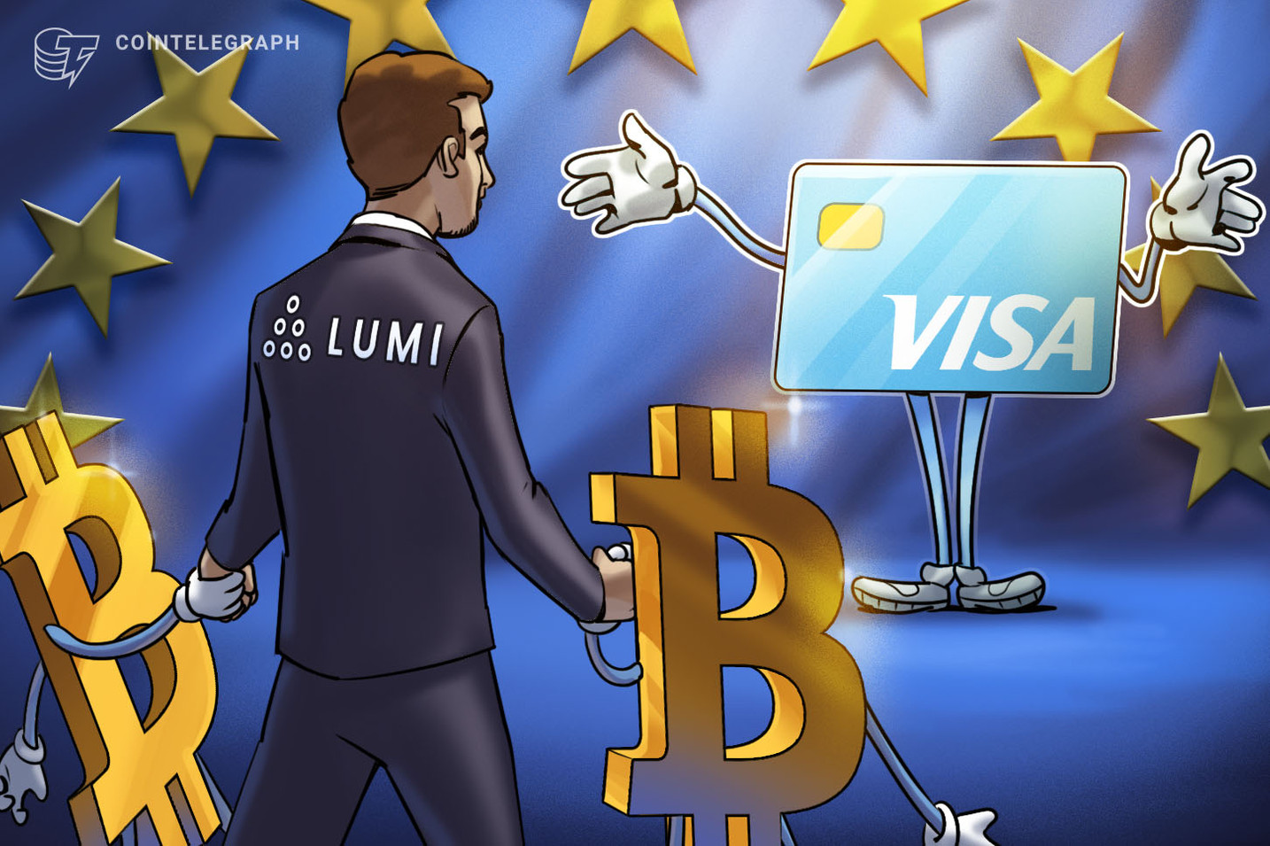 Crypto Wallet Vows to Offer BTC Withdrawals to Credit Cards