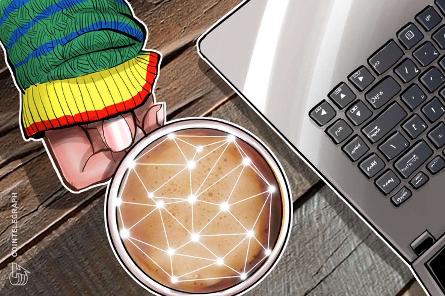 Lanzan aplicación Thank My Farmer, basada en blockchain, para trazabilidad del café en Latinoamérica