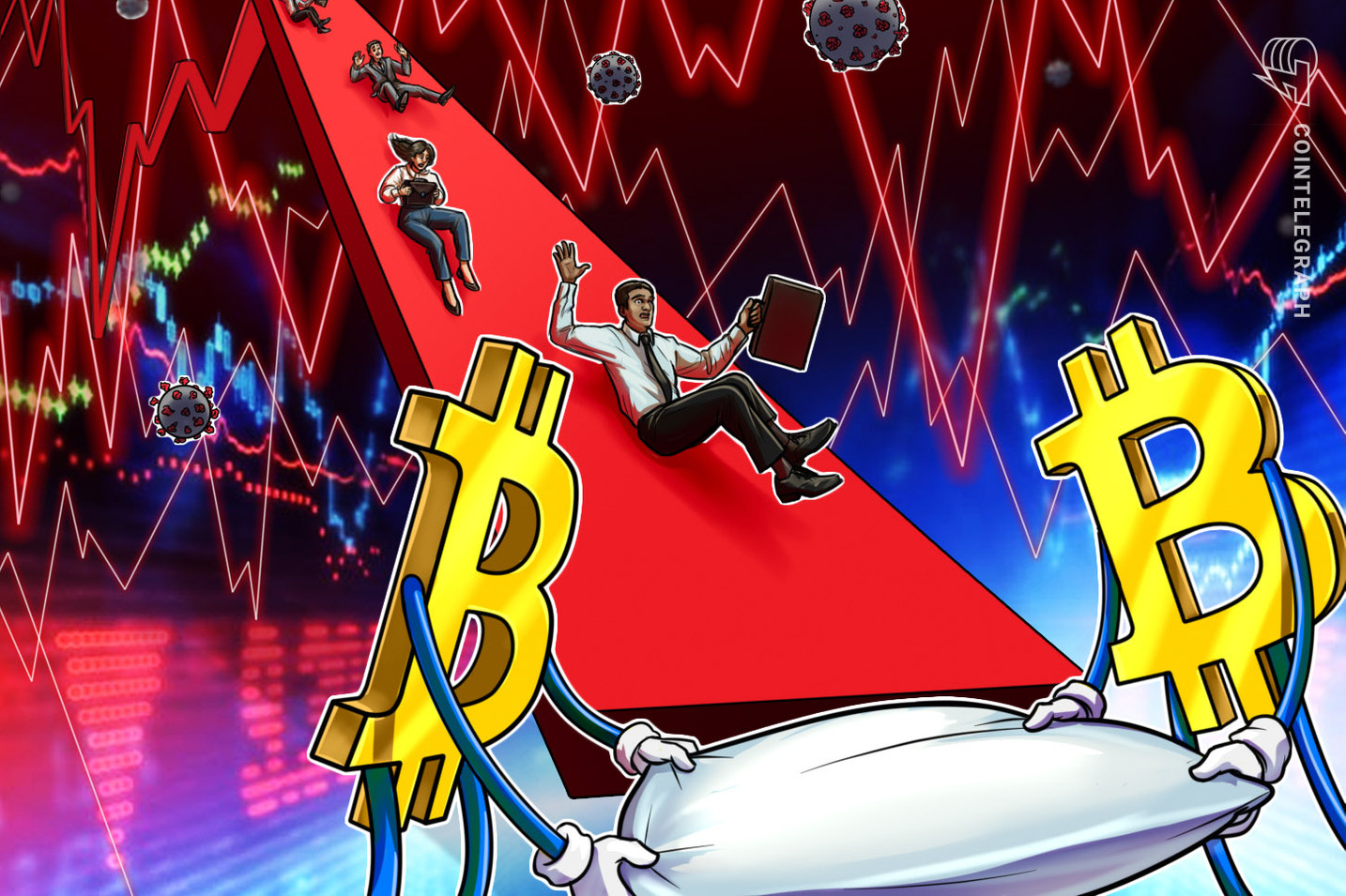 La peor crisis del siglo está preparando el escenario para Bitcoin