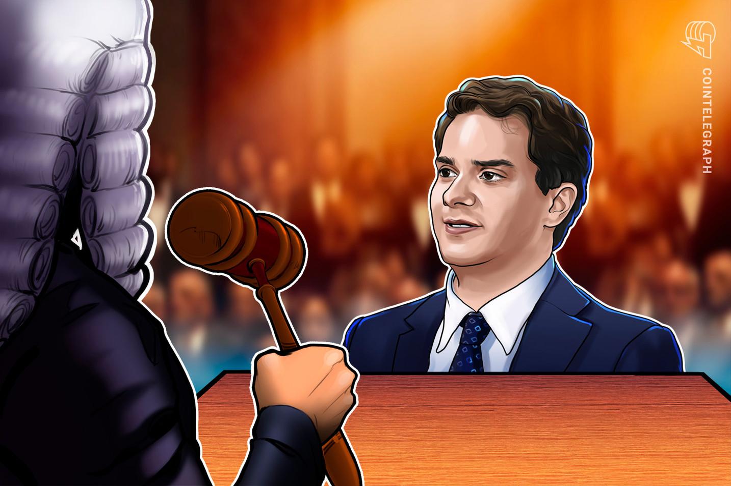 Juez: el CEO de Mt. Gox, Mark Karpeles, debe enfrentar una demanda colectiva en EE. UU.
