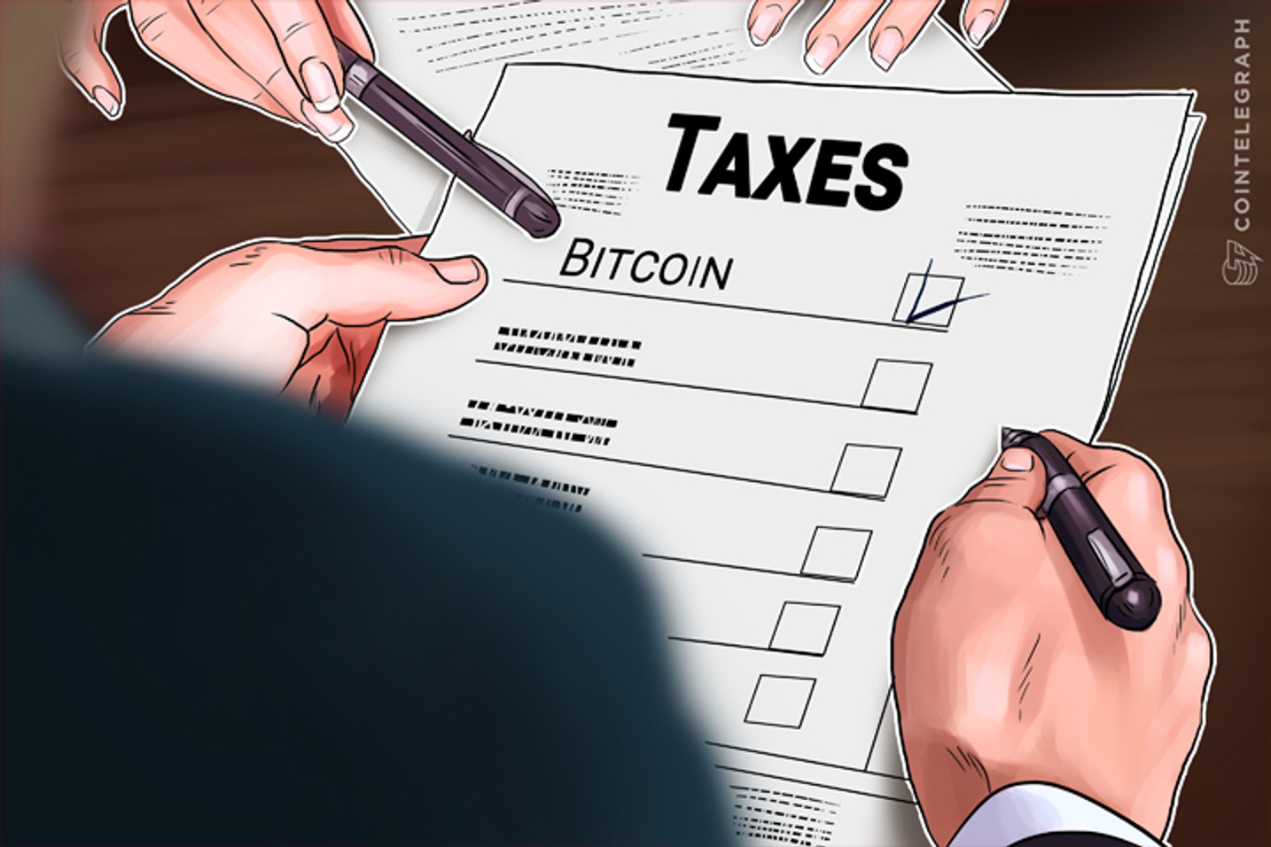 IRS Bitcoin Hunt Ramps Up, But Tax Amnesty Could Follow: Expert Blog