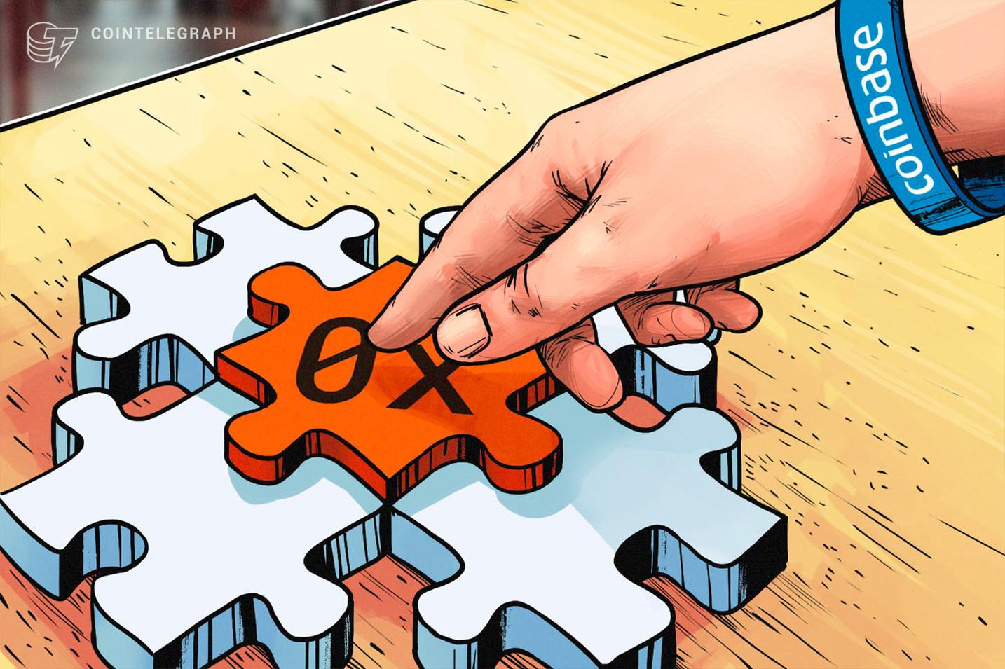 Coinbase listet ersten ERC-20 Token auf ihrer Plattform