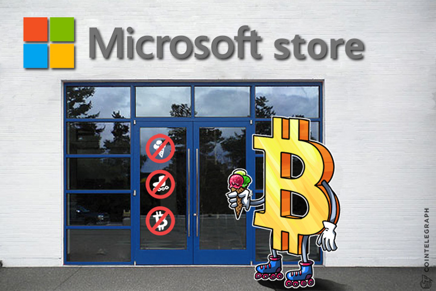 Microsoft Store to not Accept Bitcoin Anymore