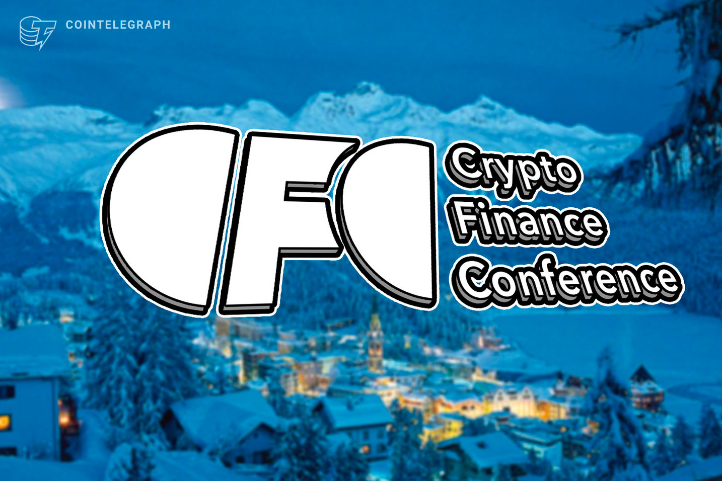 Global Thought Leaders and Blockchain Industry Experts Meeting at Crypto Finance Conference in St. Moritz, Switzerland