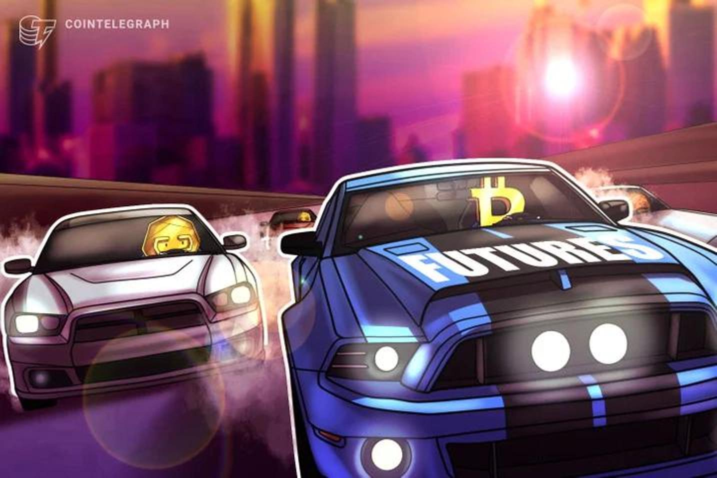 Los contratos de futuros de Bitcoin y Ethereum alcanzan nuevos récords y la mayoría de los inversores van en 'Longs' en ETH