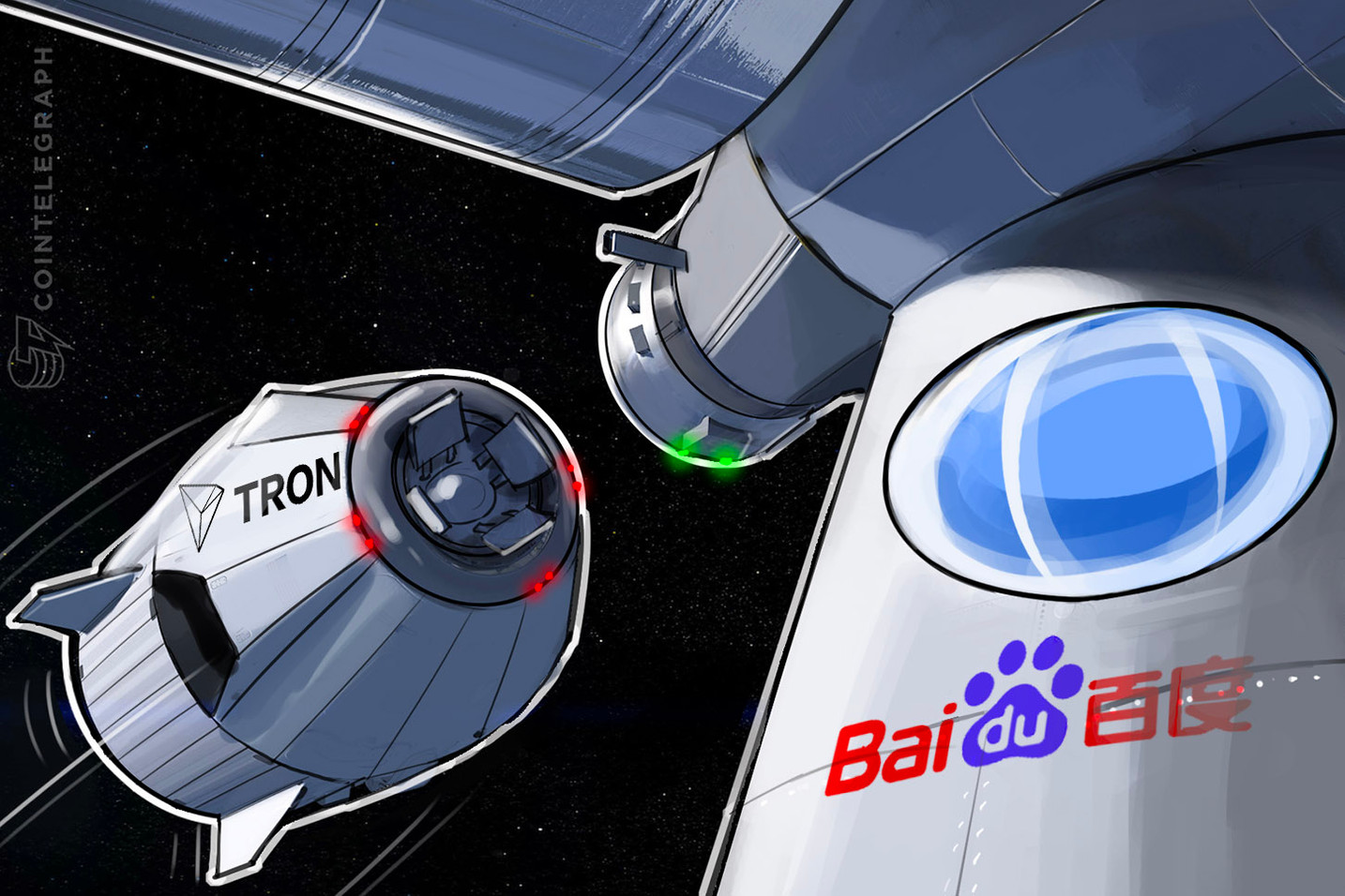 Unconfirmed: TRON to Partner with 'China's Google,' Baidu