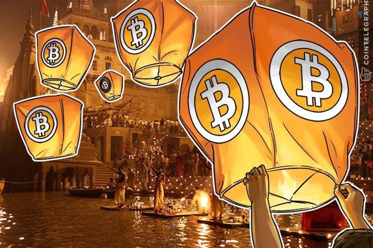 Bitcoin sobe quase 7%, passa de US$ 8.500 e analistas já alegam que BTC pode romper US$ 10 mil em breve