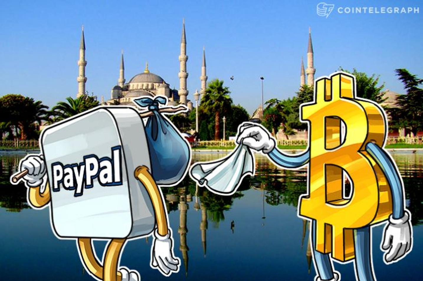 PayPal obustavlja poslovanje u Turskoj