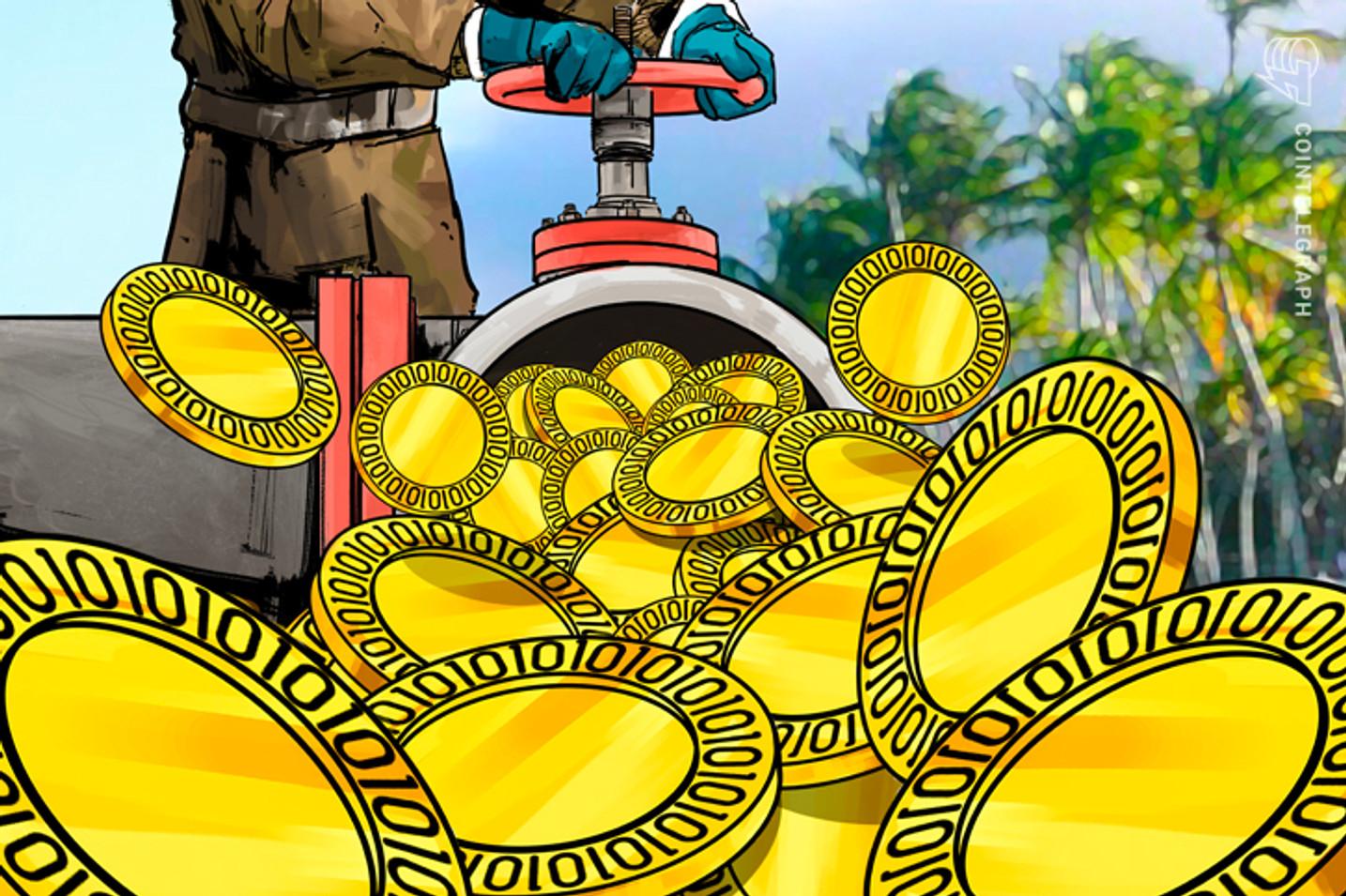 """Nach Einführung des Öl-gedeckten Petro: Venezuelas Präsident deutet Gold-gedeckten """"Petro Oro"""" an"""