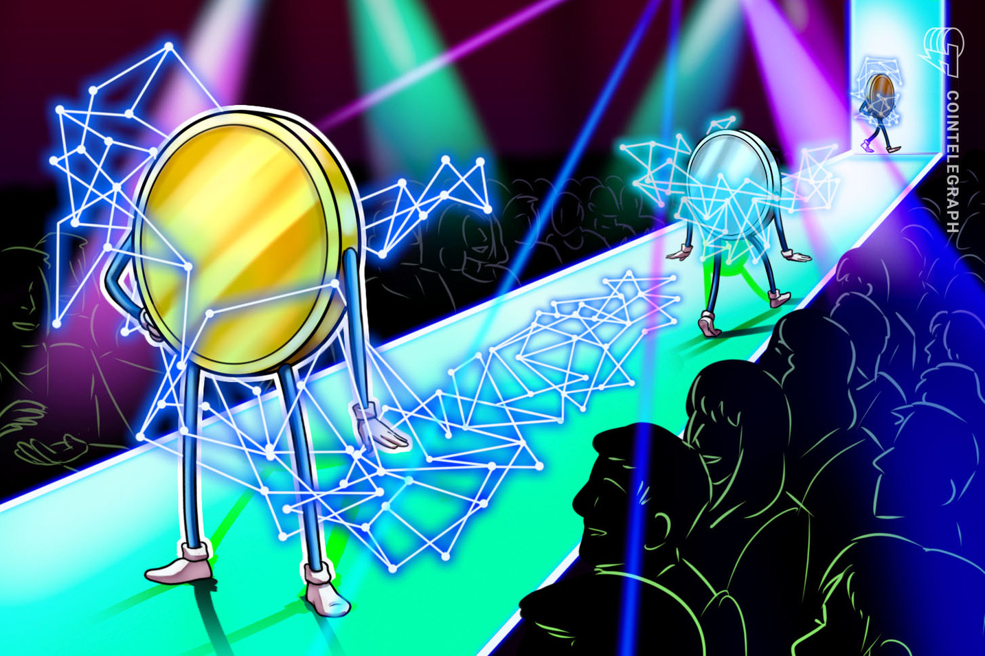 """La plataforma de comercio de arte digital """"SuperRare"""" ha aumentado su volumen en un 365%"""