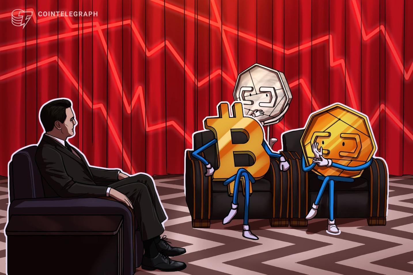 ビットコインは待ちの時期、弱気か強気かの見極めは?|ドミナンスは改善【仮想通貨相場】