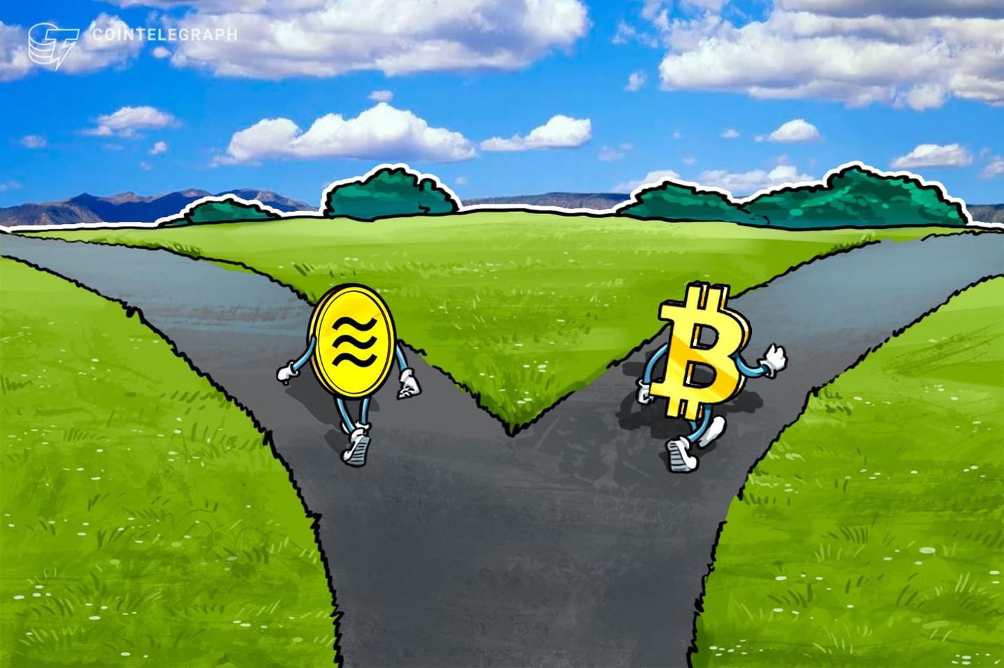 Bitcoin vs Libra: Diferencias y similitudes