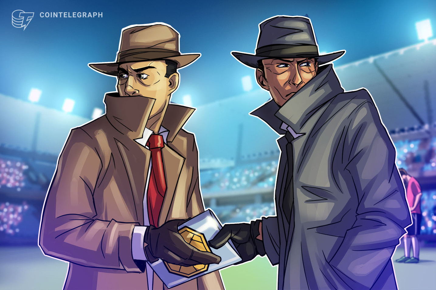 Cryptocurrency Boosts Illicit Gambling on Asian Soccer Leagues