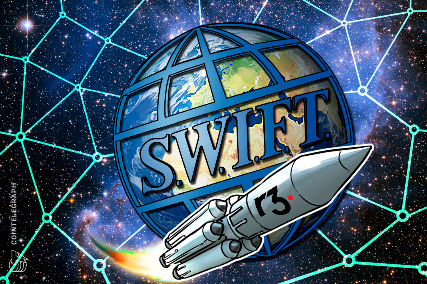 SWIFT CEO Reveals Plans to Launch PoC Gateway With Blockchain Consortium R3 Tech