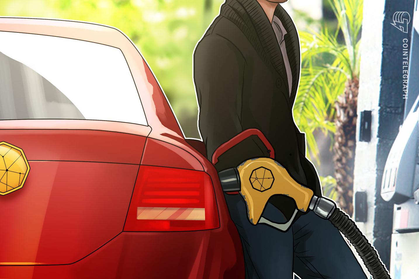Startup australiana ofrecerá un 20% de retorno de la inversión en la compra de combustible en tokens