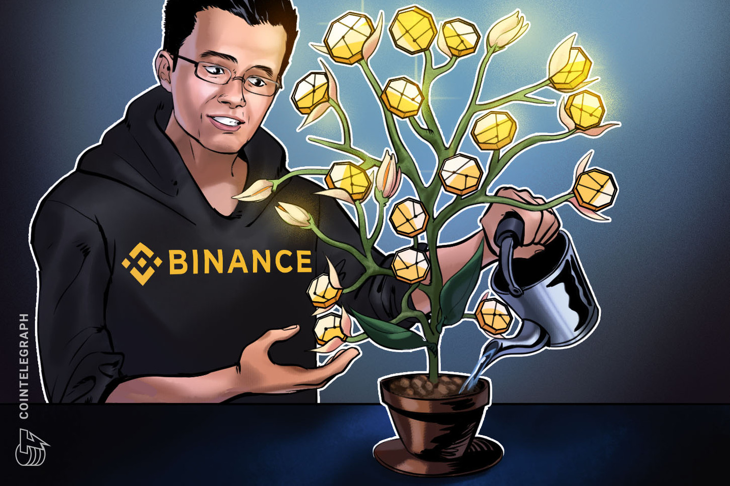 Binance.US abre depósitos para ADA, BAT, ETC, XLM e ZRX