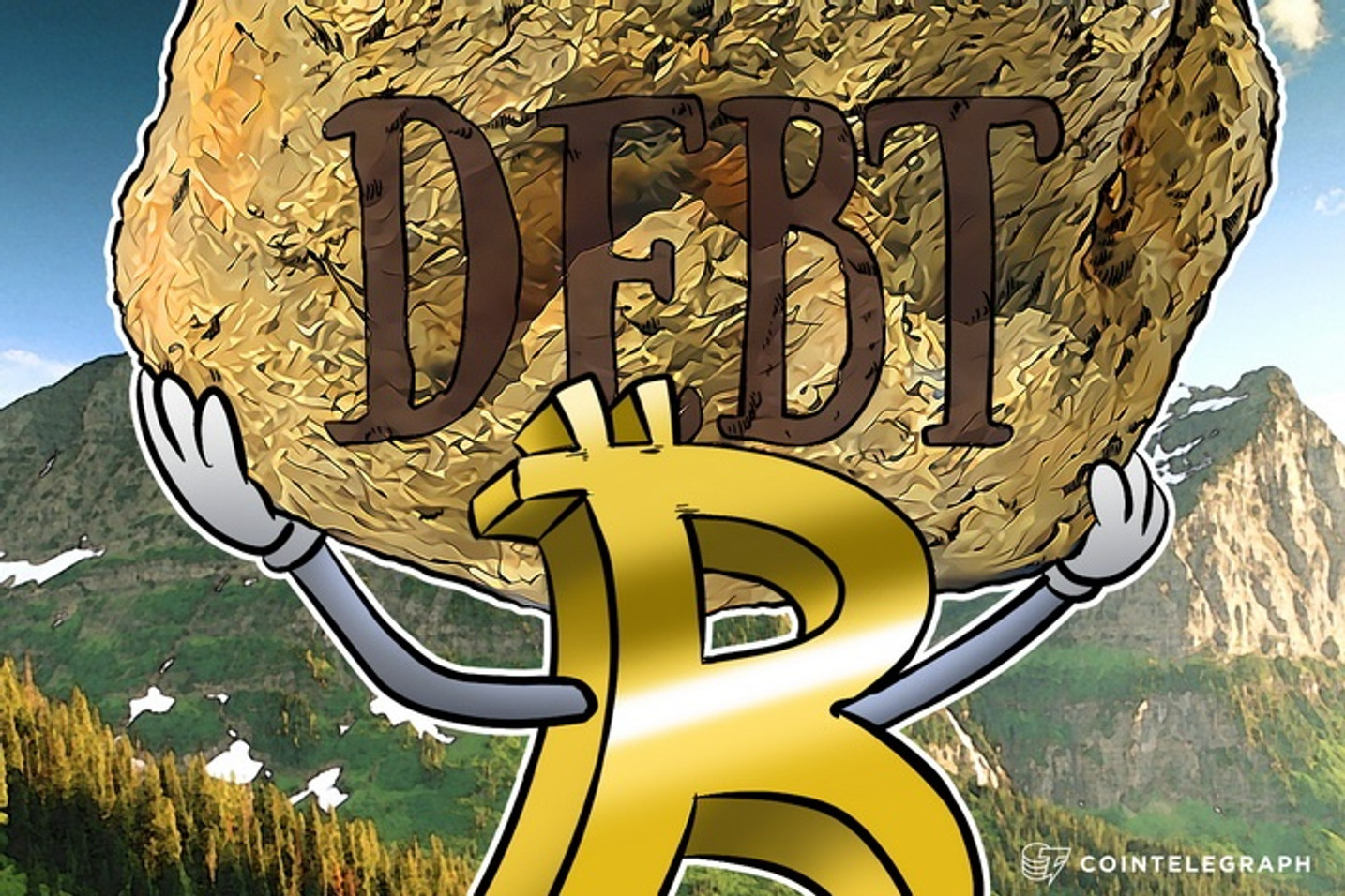 US Government Debt Reaches All Time High, Bitcoin Offers Financial Protection
