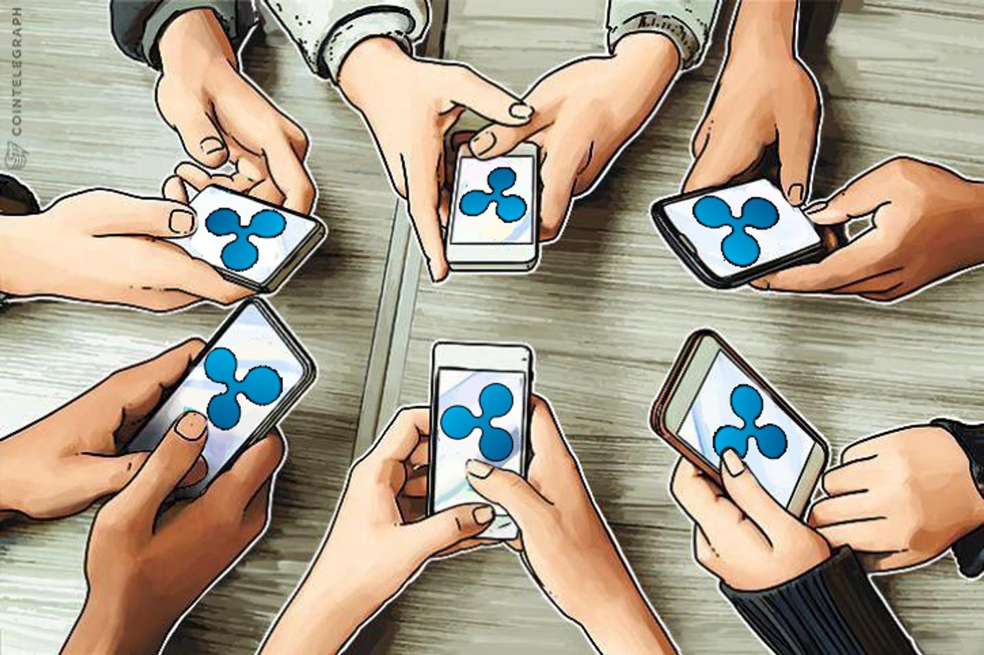 Consorcio de 61 bancos japoneses para lanzará aplicación de pago móvil instantáneo impulsado por Ripple