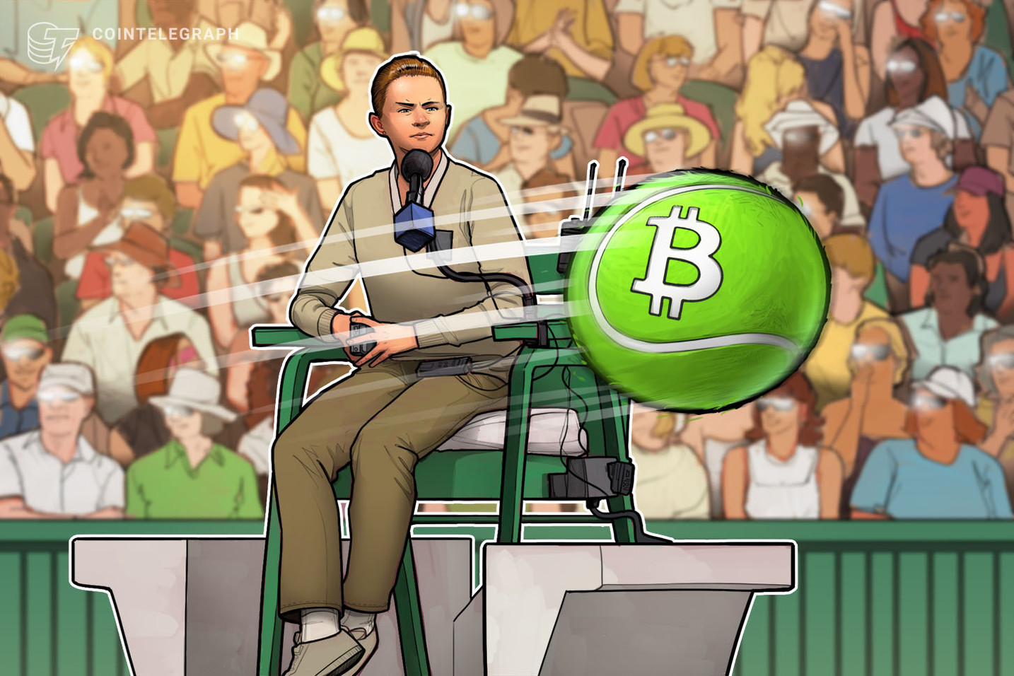Bitcoin könnte bei 7.200 US-Dollar ausbrechen: Bericht verweist auf VIX-Volatilität