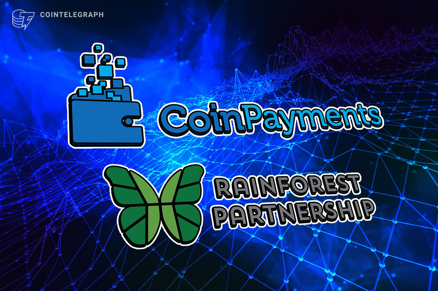 Crypto Payment Gateway Raises Money for Rain Forest Charity