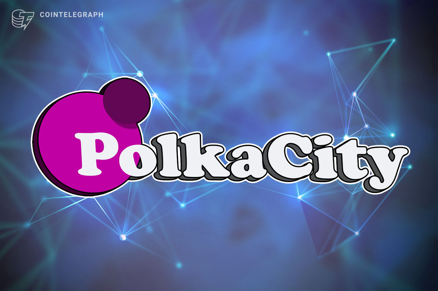 PolkaCity — A virtual city where everything is possible