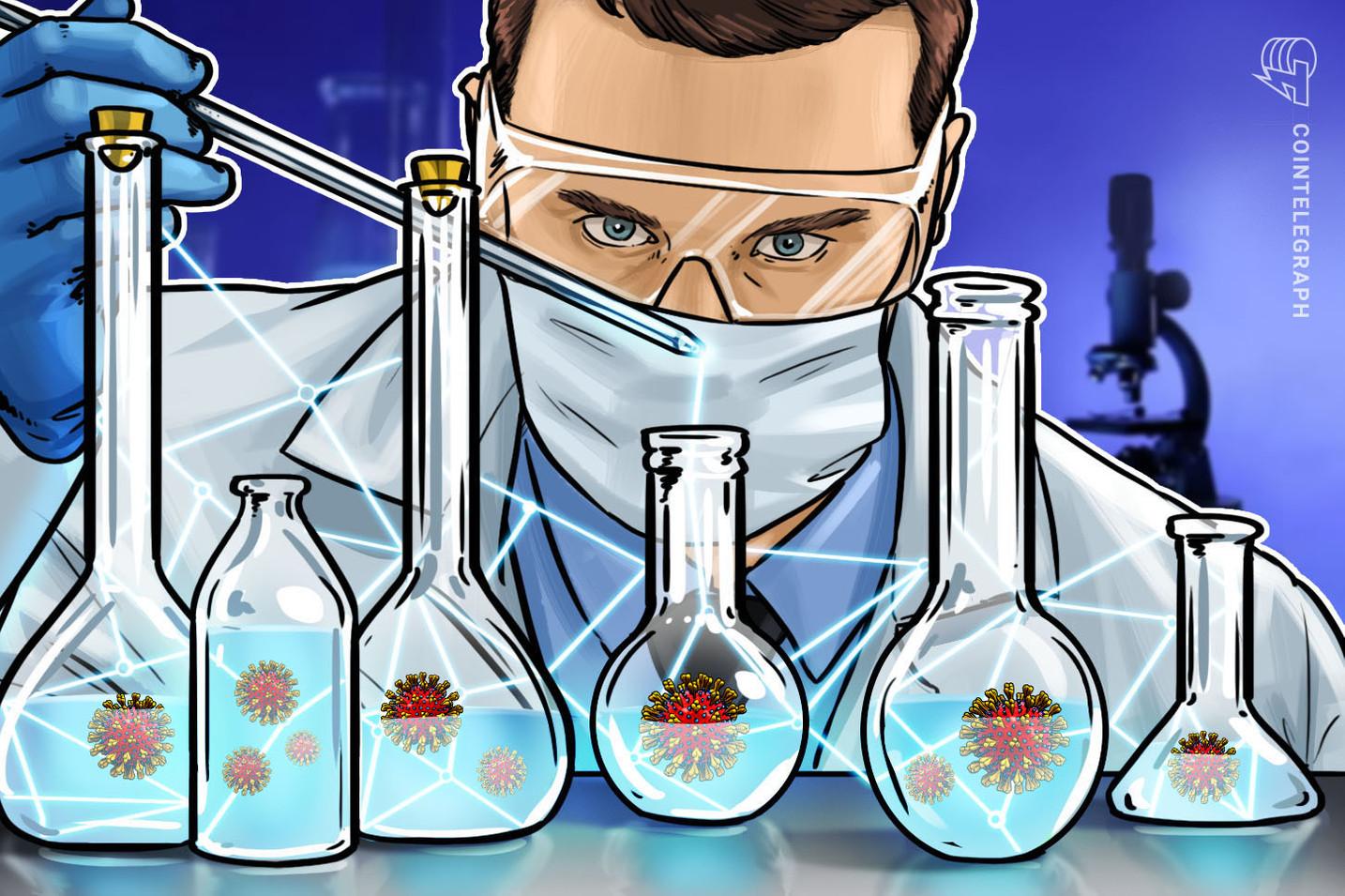 Empresas blockchain se unen para desarrollar una aplicación privada de prueba de coronavirus