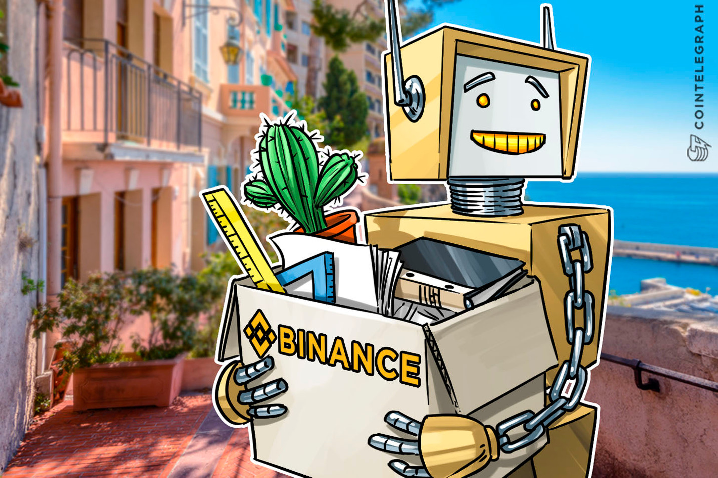Major Crypto Exchange Binance To Open Office In Malta After Japanese Regulator Warning