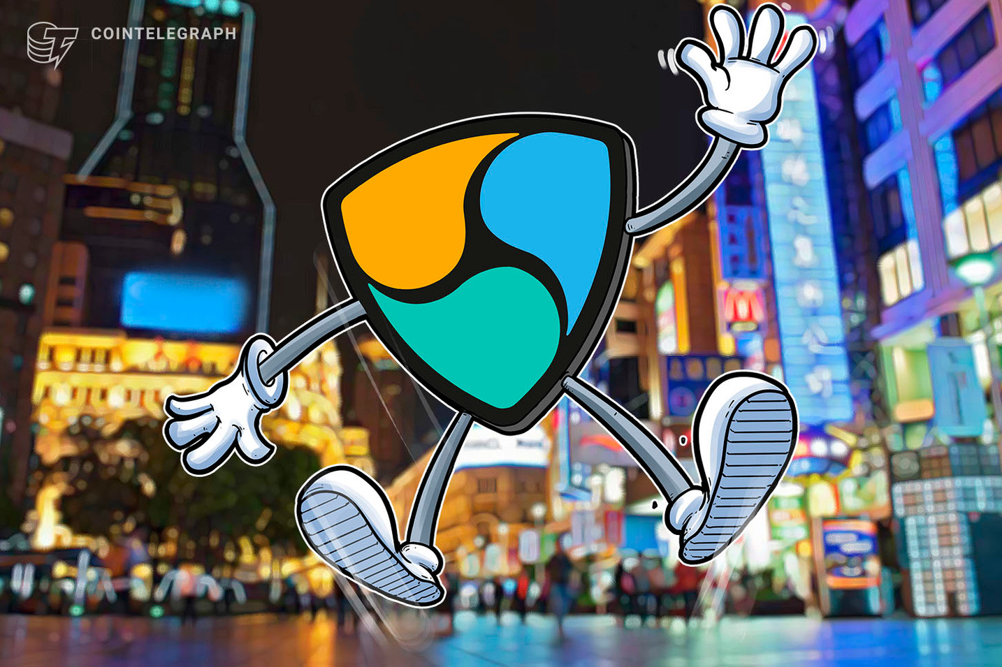 NEM (XEM) Gains 25% as Altcoins Follow Bitcoin's 30% January Surge