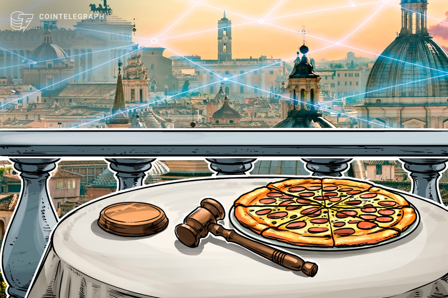 Italian Parliament Approves Bill Defining Distributed Ledger Tech, Blockchain Terms