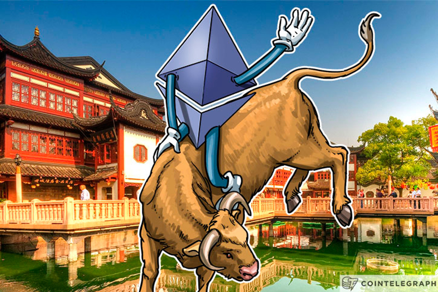 How China Might Push Ethereum Price to Surge: Observations & Trends